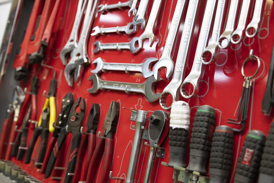 店舗什器の製造